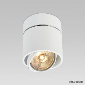 SLV KARDAMOD Surface Round ES111 Single ceiling light / spotlight