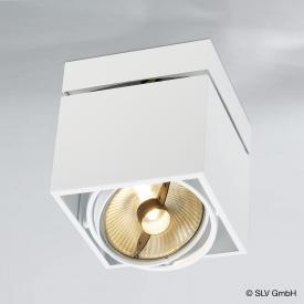 SLV Kardamod Surface Square ES111 Single ceiling light / spotlight