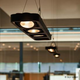 SLV LYNAH LED pendant light 4 heads
