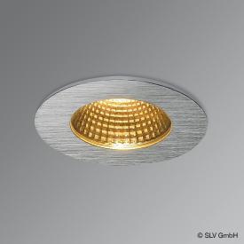 SLV Patta-I LED recessed light / spotlight, round