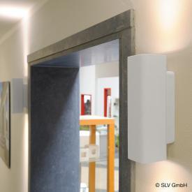 SLV PLASTRA WL-1 wall light made of gypsum