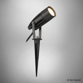 SLV SYNA LED spiked spotlight