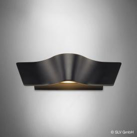 SLV Wave Wall 25 LED wall light