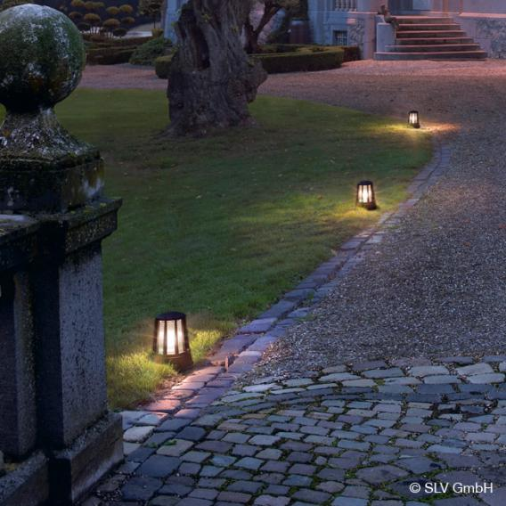 SLV CONE pedestal light