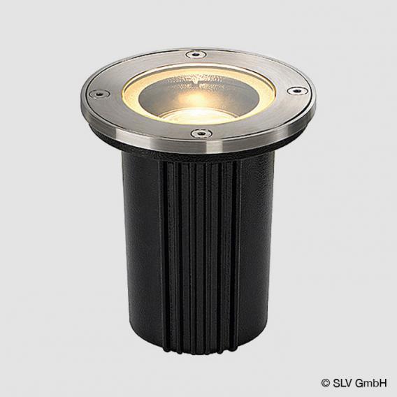 SLV DASAR EXACT GU10 in-ground uplighter / spotlight