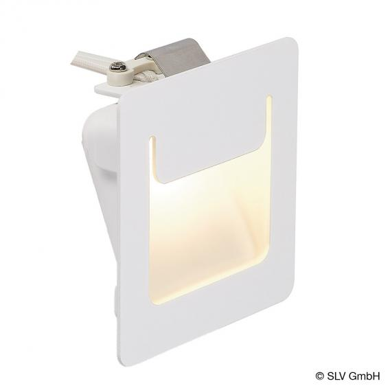 SLV DOWNUNDER PUR LED recessed wall light