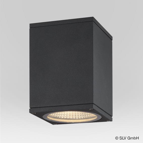 SLV ENOLA LED ceiling light with CCT, square