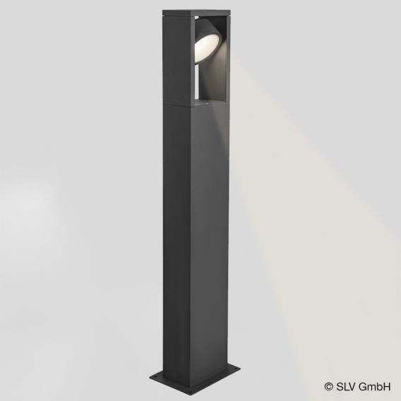 SLV ESKINA FRAME 75 LED bollard light with CCT, 1 head