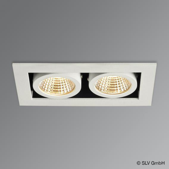 SLV Kadux 2 Set LED recessed light / spotlight
