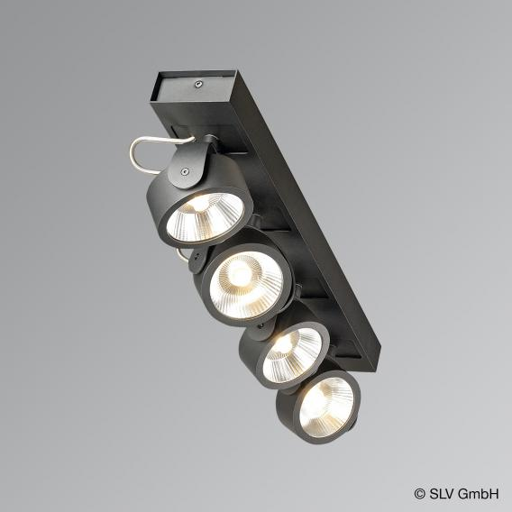 SLV Kalu 4 LED ceiling light/spotlight