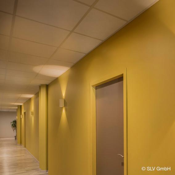 SLV PLASTRA LED wall light