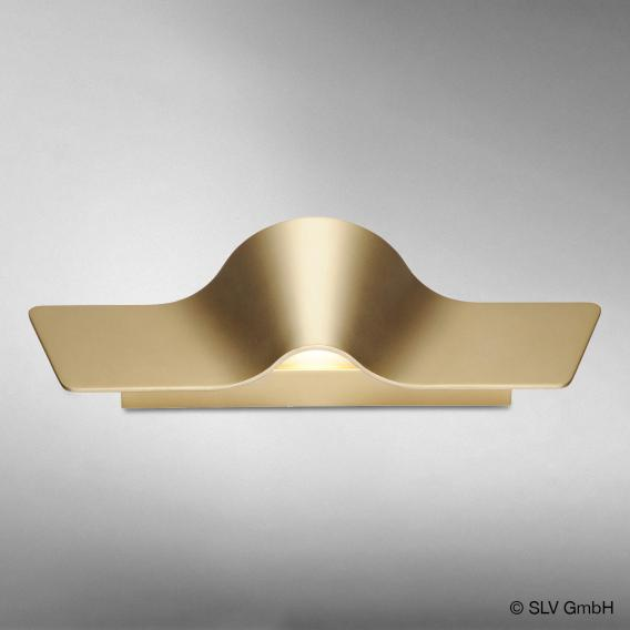 SLV Wave Wall 45 LED wall light