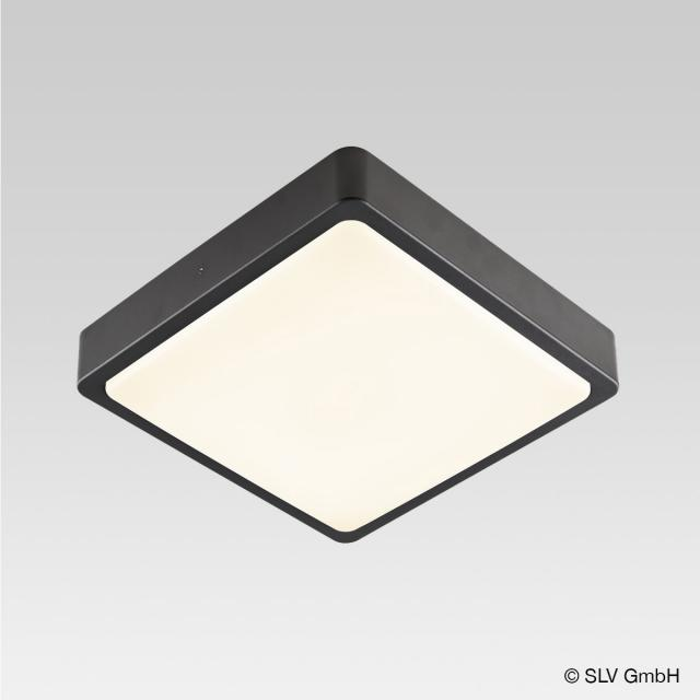SLV AINOS LED ceiling light with CCT