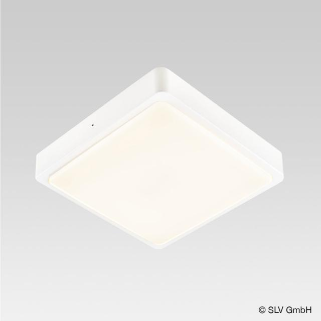 SLV AINOS LED ceiling light with motion sensor and CCT