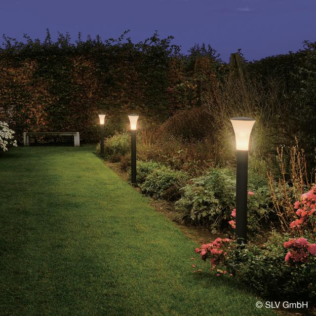 SLV ALPA CONE bollard light