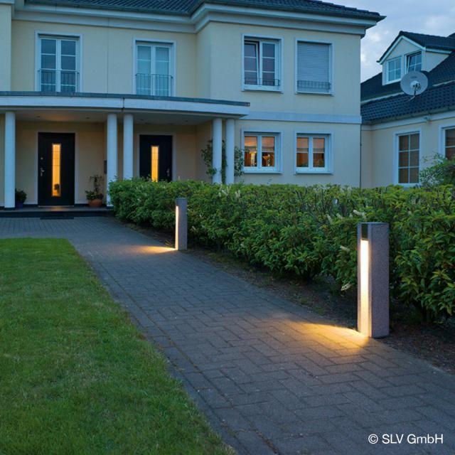 SLV ARROCK SLOT bollard light
