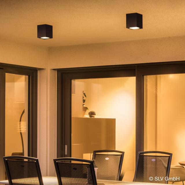 SLV BIG THEO LED ceiling light