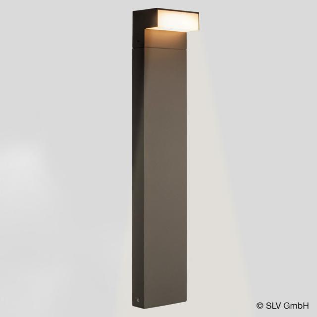 SLV L-LINE OUT 100 LED bollard light with CCT