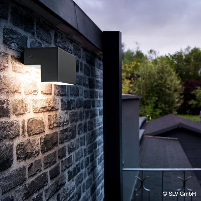 SLV L-LINE OUT LED wall light
