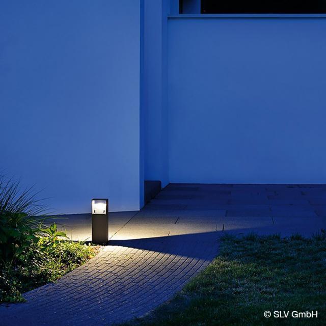 SLV LOGS LED bollard light
