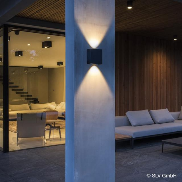SLV MANA OUT LED wall light