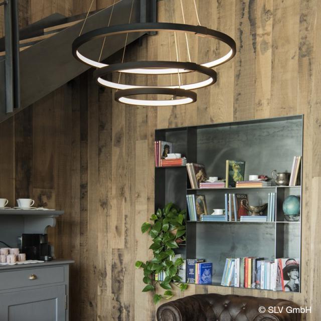 SLV ONE TRIPLE LED pendant light