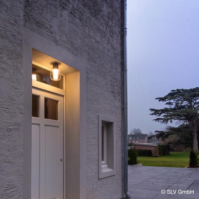 SLV OVALISK LED ceiling light with CCT