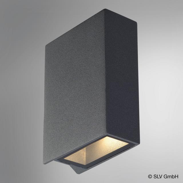 SLV QUAD 2 LED wall light