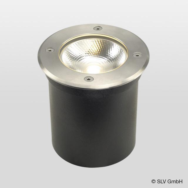 SLV ROCCI LED in-ground spotlight