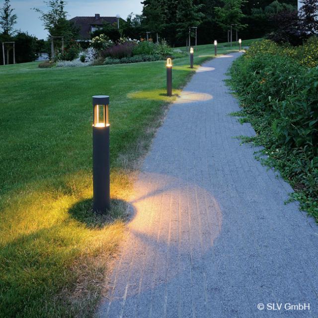 SLV SLOTS 65 Borne lumineuse LED