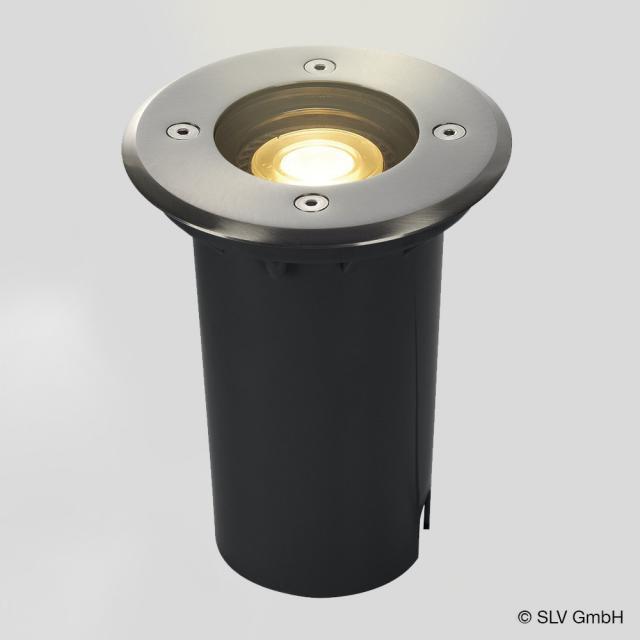 SLV SOLASTO in-ground light, round