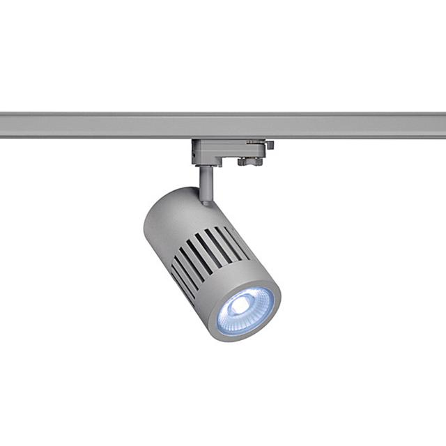 SLV Structec LED spot for 3 phase high voltage track