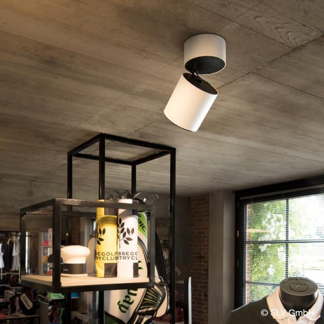 SLV LED Supros CL ceiling light / spotlight