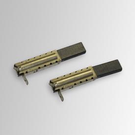 Reuter set of carbon brushes for motor