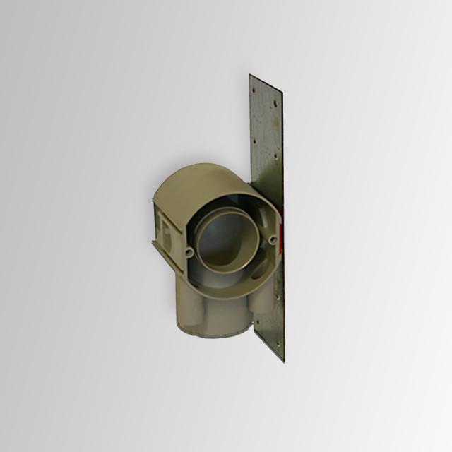Reuter recessed box for socket systems in stud frames or wooden installations