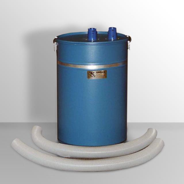 Reuter separator 60 l for central vacuum cleaner