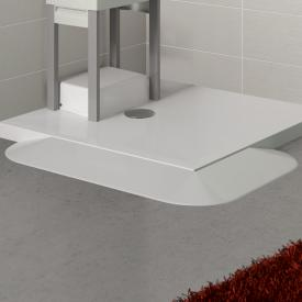 Sanibroy access ramp for Kinematic shower tray white