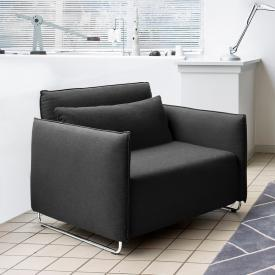 Softline Cord armchair bed