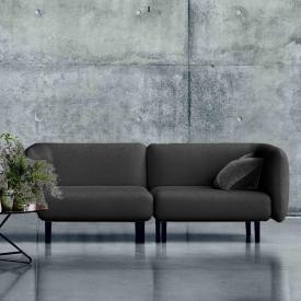 Softline Elle 2-seater sofa