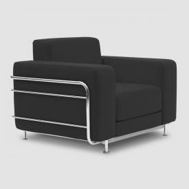 Softline Silver armchair