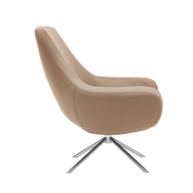 Phenomenal Softline Noomi Lounge Armchair 2 327619 Reuter Com Pdpeps Interior Chair Design Pdpepsorg