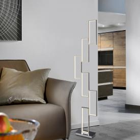 Sompex Framo LED floor lamp with dimmer