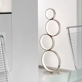 Sompex Loop LED floor lamp with dimmer