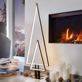 Sompex Pine LED table lamp/floor light wth dimmer