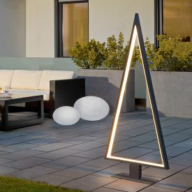 Sompex Pine Outdoor LED floor lamp