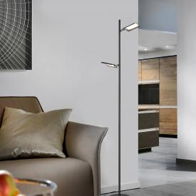 Sompex Robin LED floor lamp with dimmer