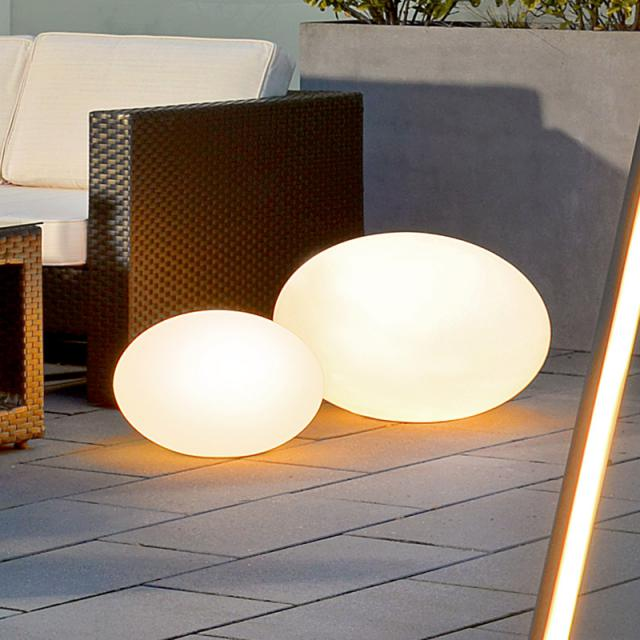 Sompex Apollo Outdoor floor light