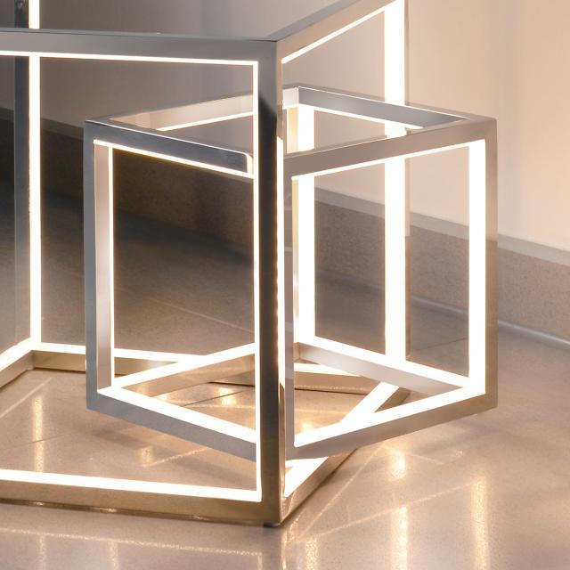 Sompex Delux LED table lamp/floor light