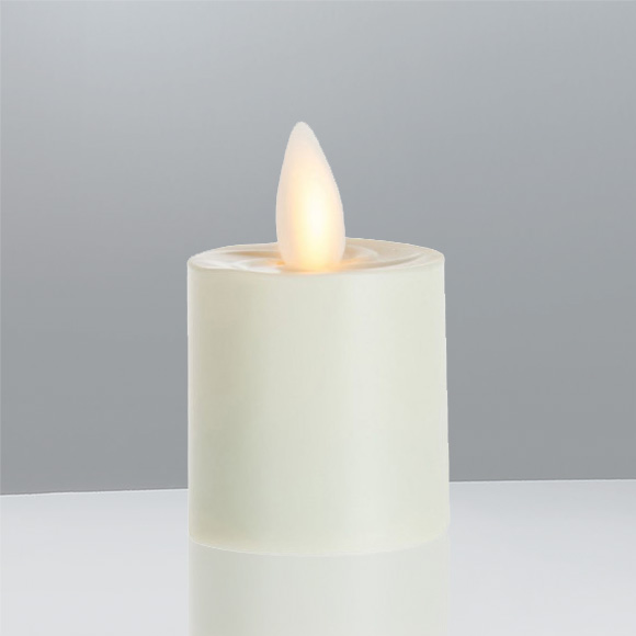 Sompex Flame LED tealight small, remote controllable