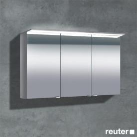 Sprinz Classical-Line mounted mirror cabinet with panel lighting without backlighting
